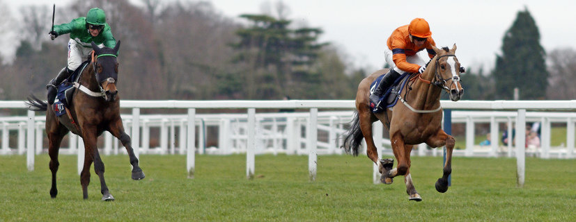 Cheltenham Day 3 Preview, Tips; SAM SPINNER is a solid favourite in the Stayers' Hurdle - Pic Steven Cargill / Racingfotos.com