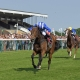 """Centre is BATTAASH with D O'Neill wins from left WASHINGTON DC 2nd in Temple Stakes at Haydock 26-5-18. """"RACINGFOTOS.COM"""""""