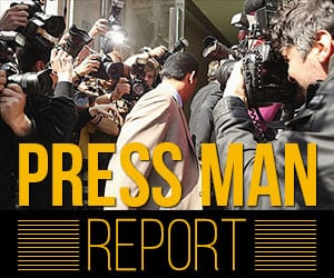 The Press Man