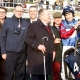 PAISLEY PARK (Aidan Coleman) with trainer Emma Lavelle, owner Andrew Gemmell and friends after The JLT Long Walk Hurdle Ascot 22 Dec 2018 - Pic Steven Cargill / Racingfotos.com