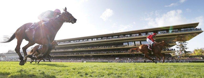 Racing returns to Paris Longchamp this morning after the coronavirus hiatus. Photo GALOPPFOTO/Racingfotos.com
