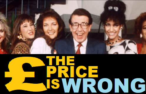 The Price Is Wrong: Value Challenge